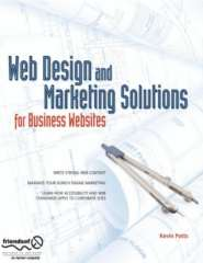 "Kevin Potts Web Design and Marketing Solutions book cover"" title=""Kevin Potts Web Design and Marketing Solutions book cover"