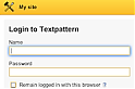 Textpattern installation