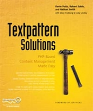 """Textpattern Solutions cover"""" title=""""Textpattern Solutions cover"""