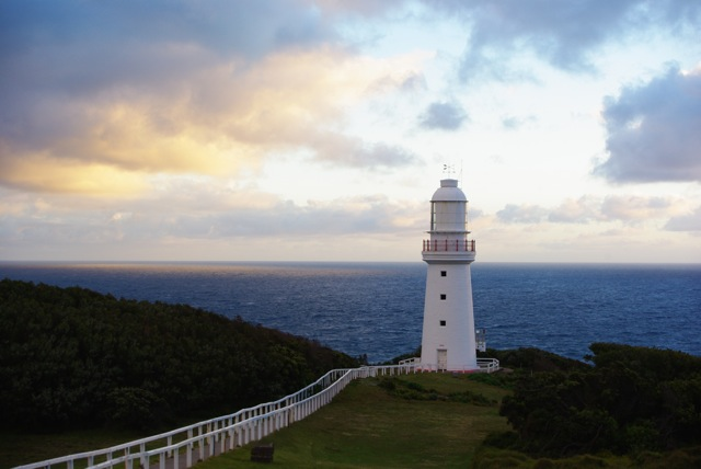 Our favourite lighthouse - Cape Otway Lightstation