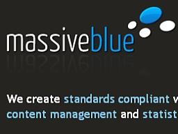 "massive blue"" title=""massive blue"