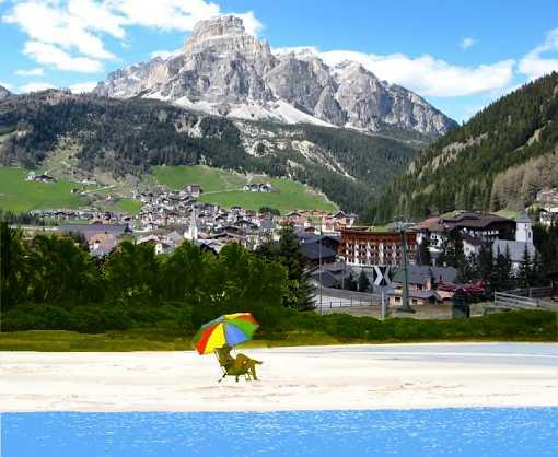 """The Austrian Seaside"""" title=""""The Austrian Seaside"""